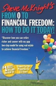 From 0 to Financial Freedom by Steve Mcknight Book Review
