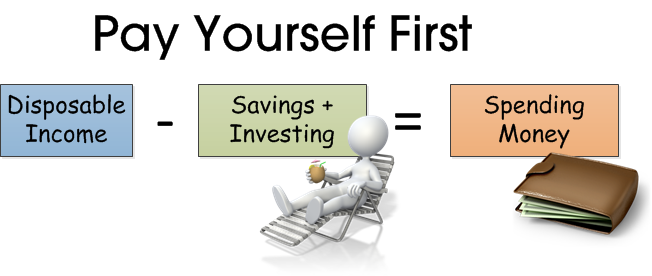 Pay Your Savings First
