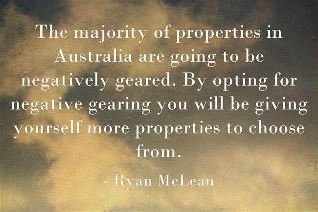 The Pros and Cons of Negative Gearing