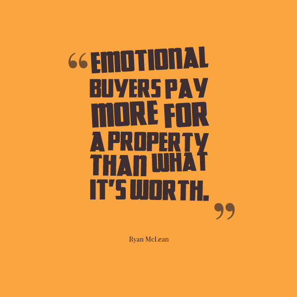 emotional buyers
