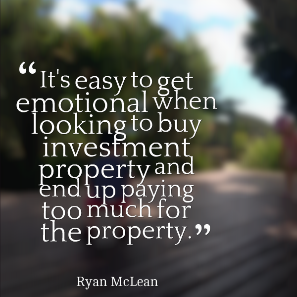 emotional buying property quote