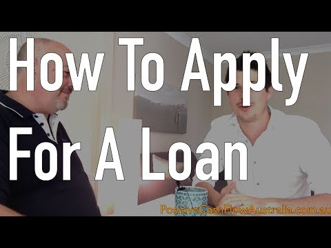 How To Apply For A Loan – A Step by Step Walkthrough (Ep80)