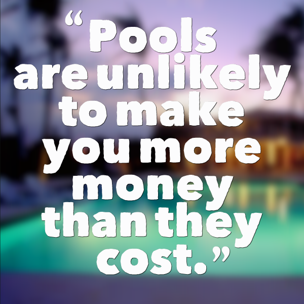 Should I Buy An Investment Property With A Swimming Pool (Ep90)