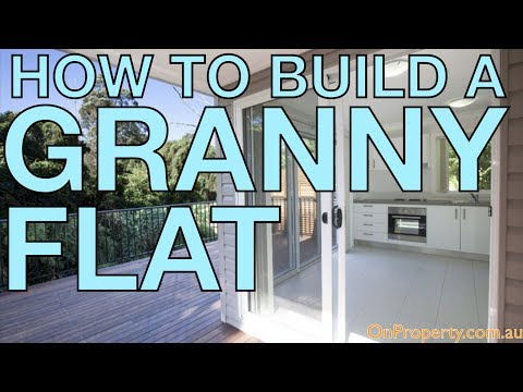 Video thumbnail for youtube video How To Build A Granny Flat - A Step By Step Guide (Ep113) - On Property
