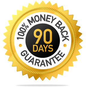 90 Day No-Risk Money Back Guarantee