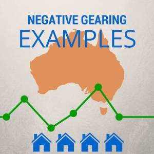 Negative Gearing Examples