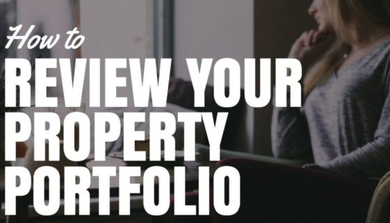 How To Review Your Property Portfolio