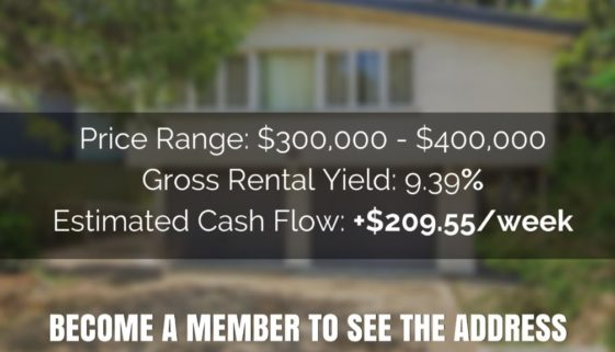 9.39% Rental Yield – House QLD
