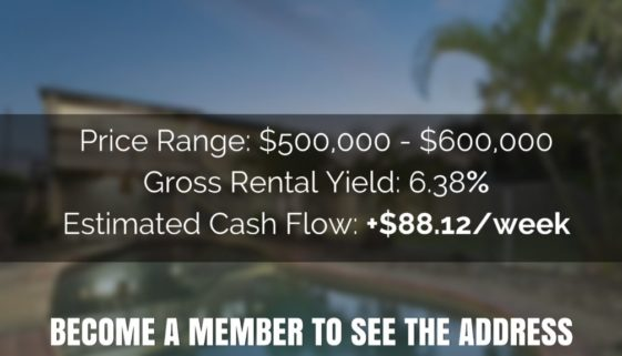 6.38% Rental Yield – House QLD