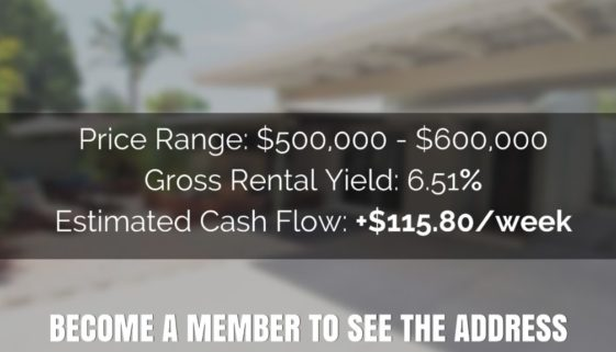 6.51% Rental Yield – House QLD