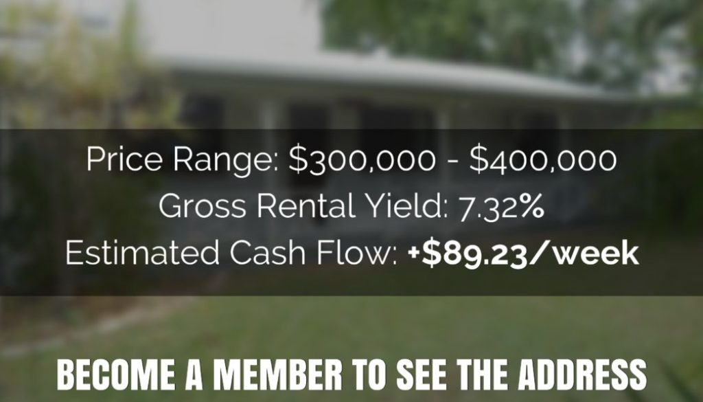 7.32% Rental Yield – House QLD