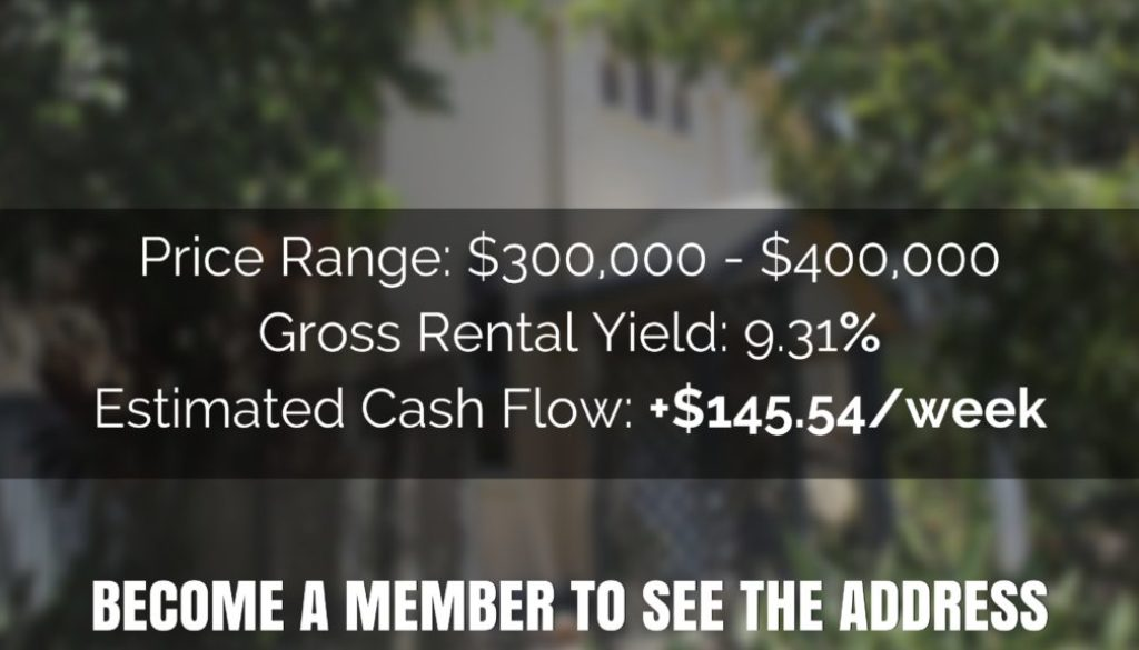 9.31% Rental Yield  – Unit QLD