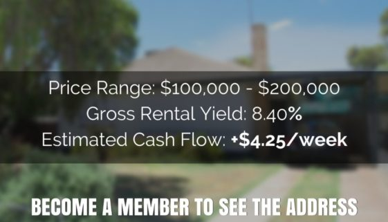 8.40% Rental Yield – House VIC