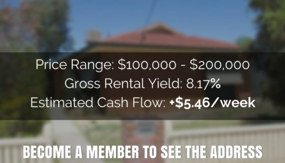 8.17% Rental Yield – House VIC
