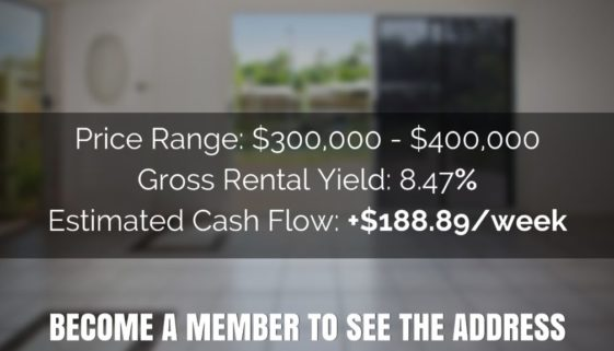 8.47% Rental Yield – House QLD