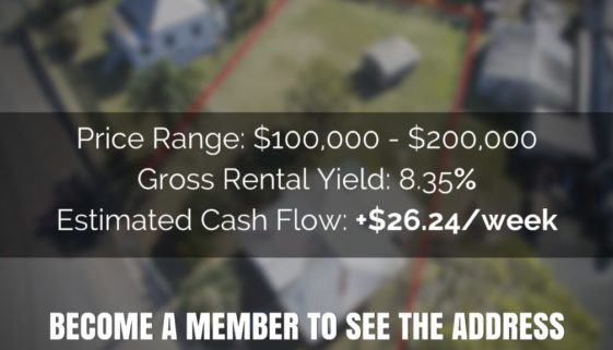 8.35% Rental Yield – House QLD