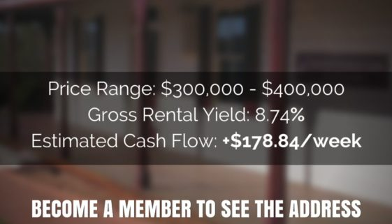 8.74% Rental Yield – House NSW