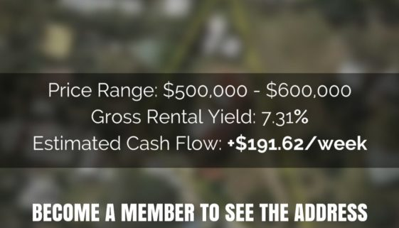 7.31% Rental Yield – House QLD