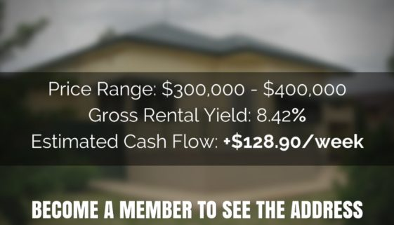 8.42% Rental Yield – House NSW