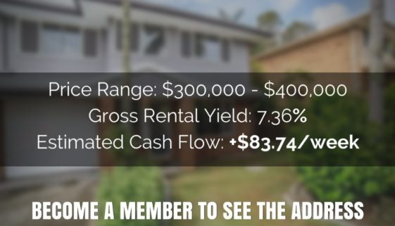 8.44% Rental Yield – Townhouse QLD