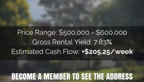 7.83% Rental Yield – House NSW