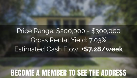7.03% Rental Yield – House NSW