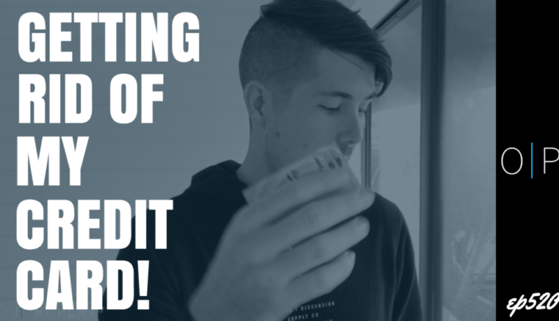 Why I'm Getting Rid of My Credit Card