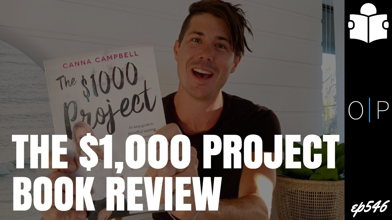 The $1,000 Project Book Review (By Canna Campbell)