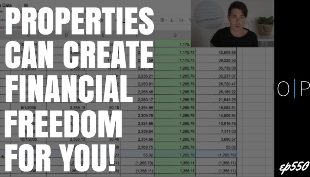 How Properties Can Create Financial Freedom For You
