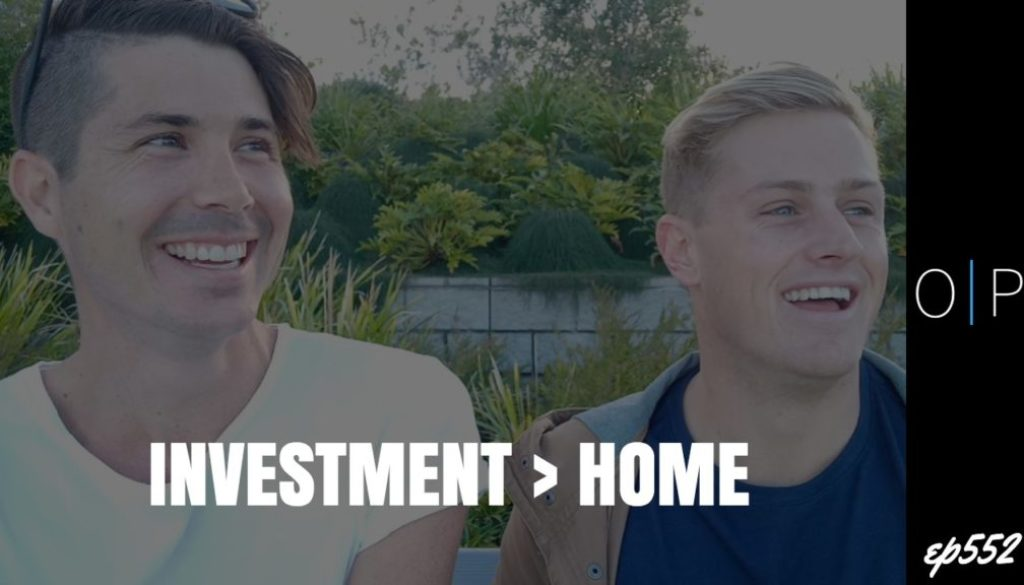 Why We Are Buying Investing Properties Before Our Own Homes