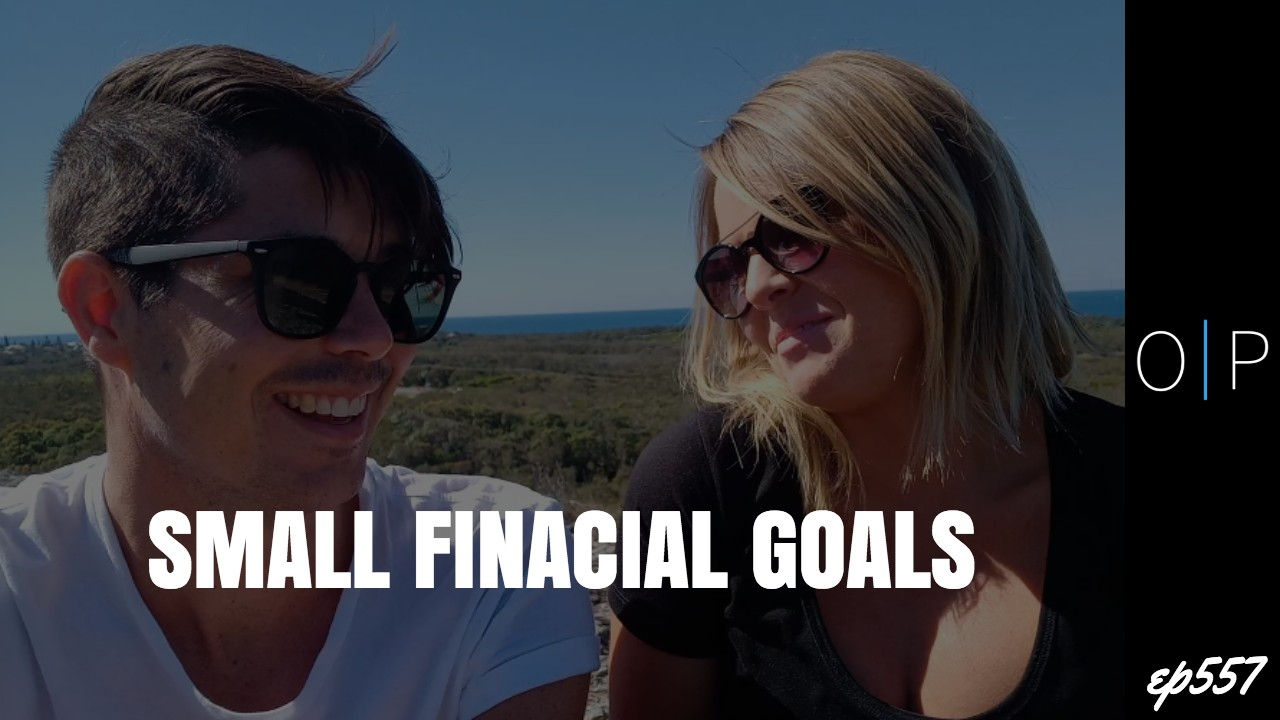 The Power Of Small Financial Goals