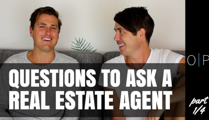 Questions To Ask A Real Estate Agent - Inspecting a Property (Part 1/4)