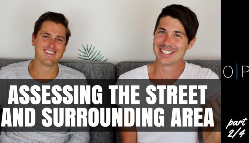 How To Assess Street Appeal and The Surrounding Area - Inspecting a Property (Part 2/4)