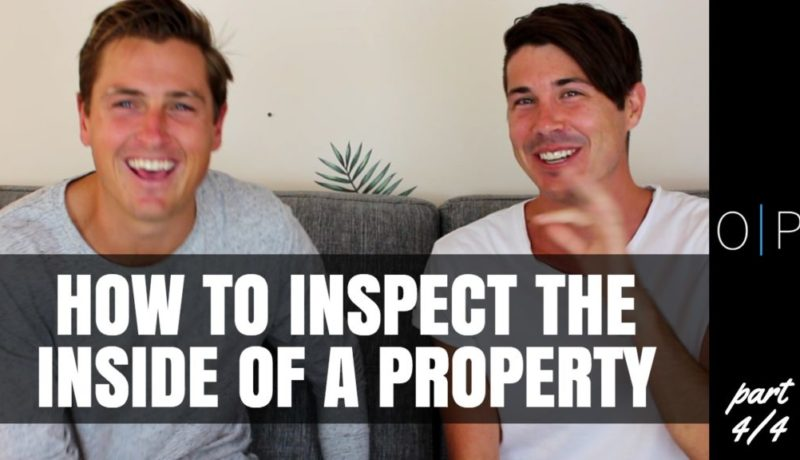 How To Inspect The Inside of a Property - Inspecting a Property (Part 4/4)