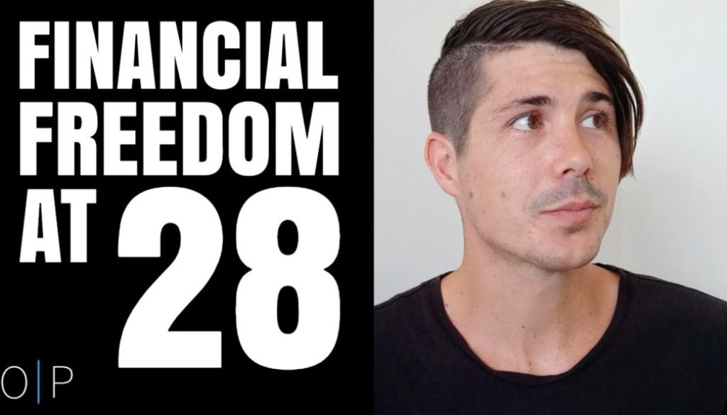 How I Achieved Financial Freedom at 28 With Online Passive Income