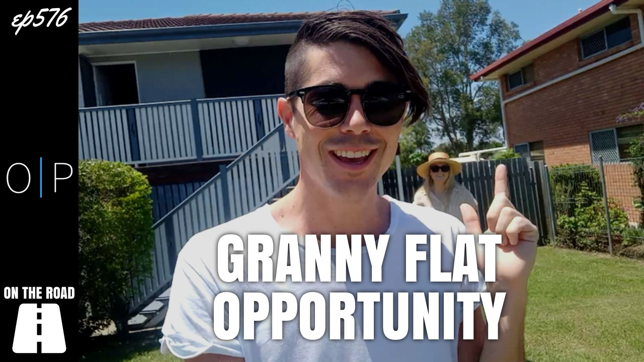 A Perfect Granny Flat Opportunity (On The Road Ep2)
