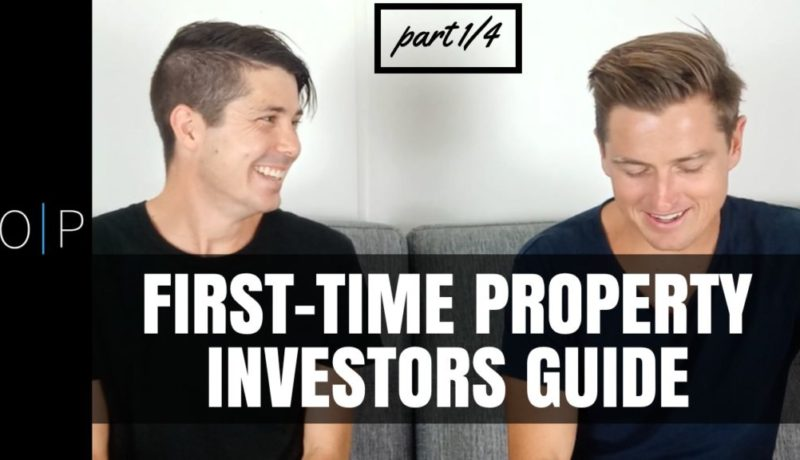 First-Time Property Investor's Guide To Achieving Financial Freedom (Part 1/4)