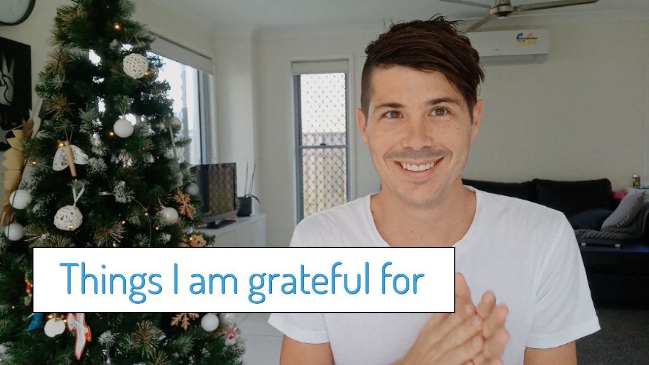 Merry Christmas! What I Am Grateful For This Year