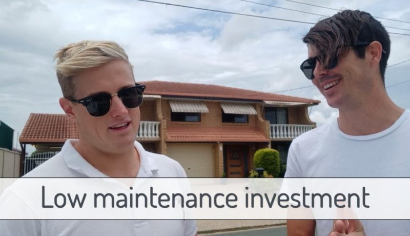 Easy Low Maintenance Property Investment With Granny Flat Potential