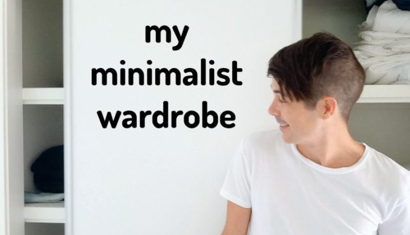 My Minimalist Wardrobe Tour