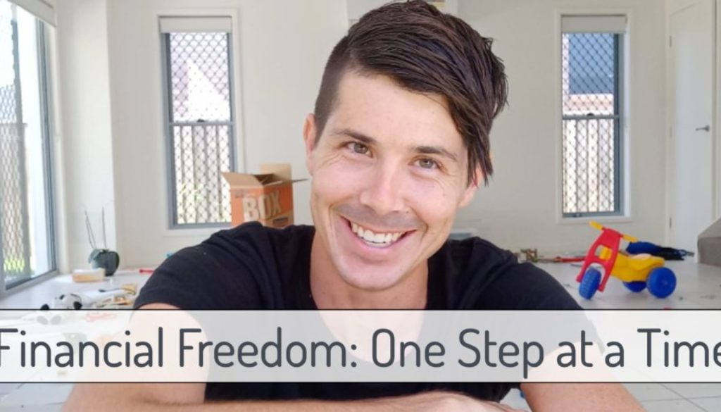 How Is Financial Freedom Achieved? One Step at a Time