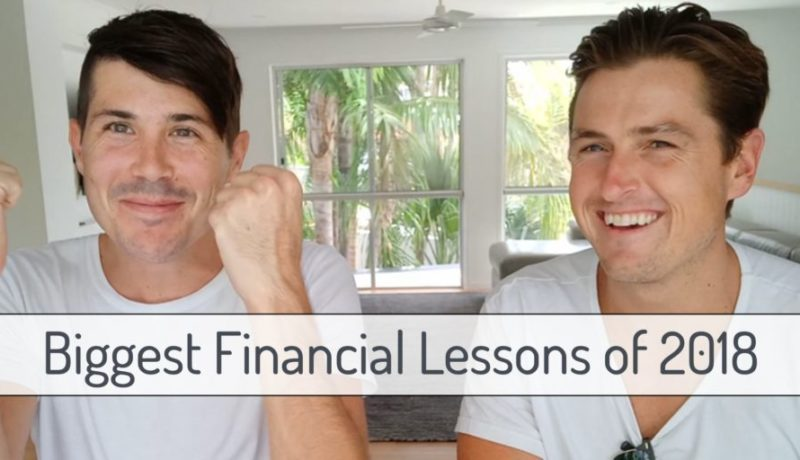 Our Biggest Financial Learnings of 2018