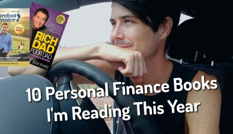 10 Personal Finance Books I'm Reading This Year