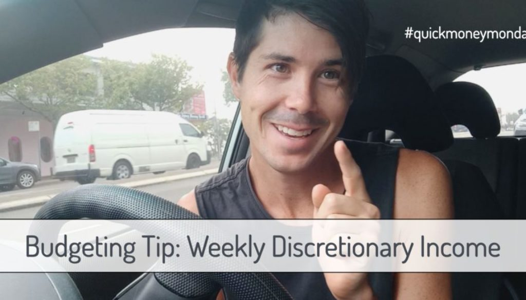 Budgeting Idea: Weekly Discretionary Income