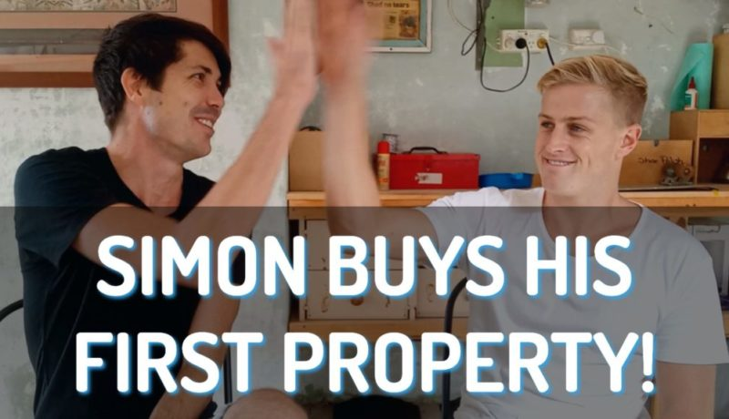 Success Story: Simon Bought His First Property!!!