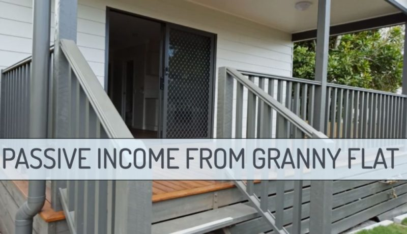 How Much Passive Income Can a Granny Flat Earn?