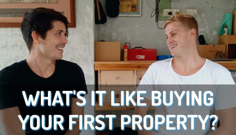 What's It Like Buying Your First Property?
