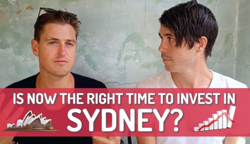 Is Now The Right Time To Invest in Sydney?