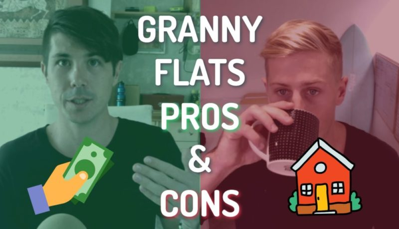 The Pros and Cons of Investing in Granny Flats