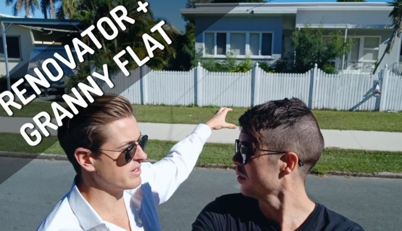 Renovator With Granny Flat Potential - Projected 7.5% Rental Yield in Brisbane